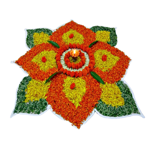 Latest Diwali Rangoli images for competition
