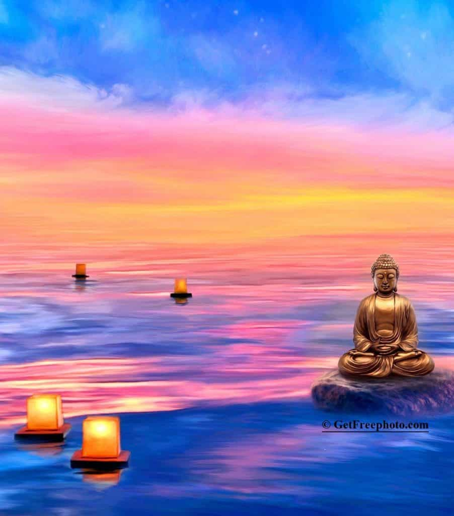 Happy Buddha Purnima Photo Image Picture