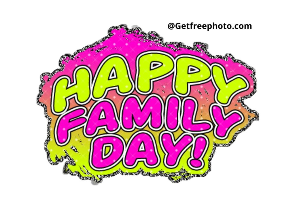 download happy world family day wishes image
