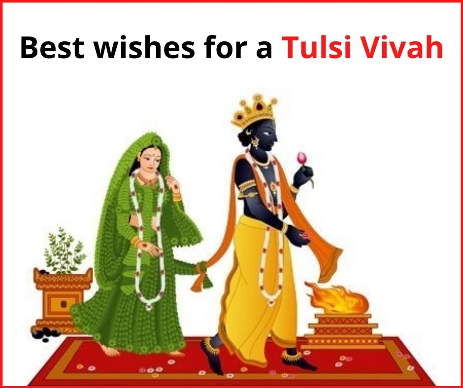 Best wishes for a Tulsi wedding.png